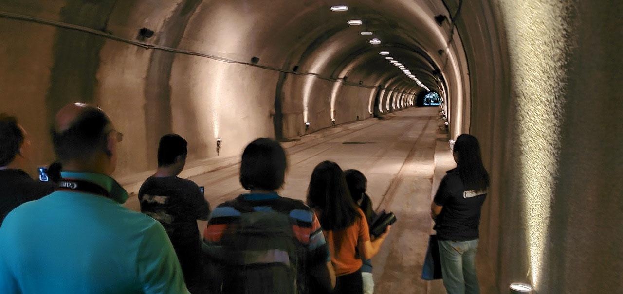 Mallnta tunnel