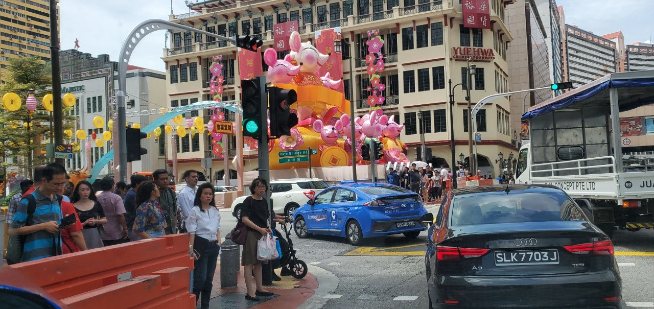 China Town Day