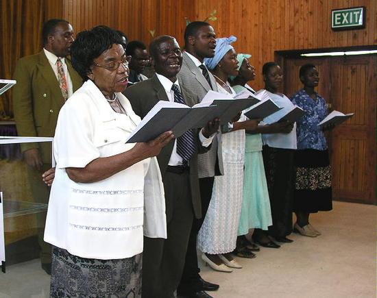 04 Blantyre choir