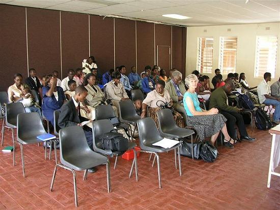 d The Lilongwe Congregation