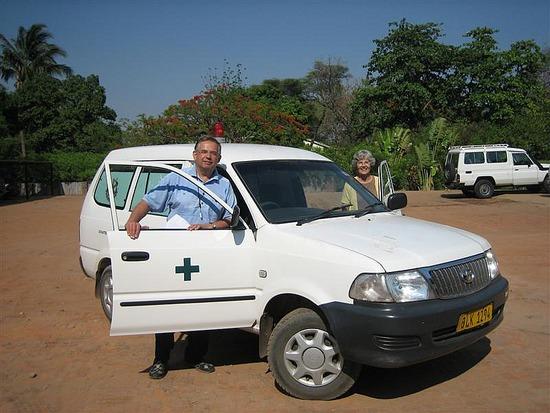 b The Ambulance