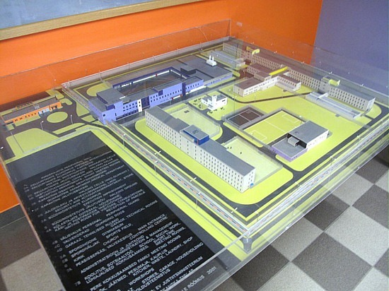 The Vangla Prison (model)