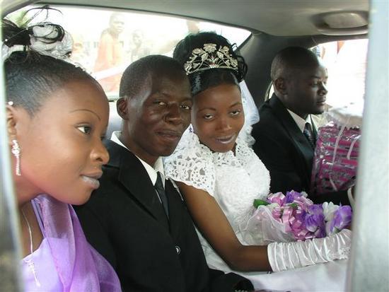 James and Loveness Luwanja