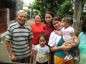 Family of Roy Gilos