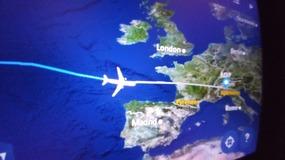 Approaching Europe