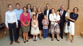 De Jong family