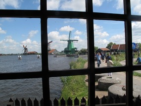 At Zaanse Schans