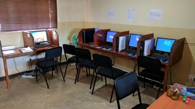 Our Internet Cafe