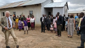 Solwezi church