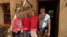Barbara, Bev, Cathy, Vivien