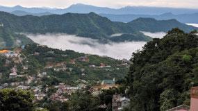 Awesome vistas in Mizoram