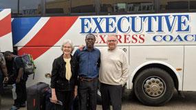 Bye from Lilongwe
