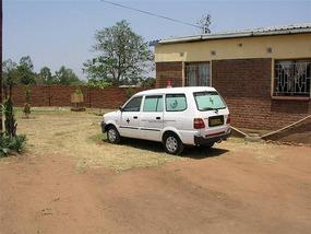 a Ambulance