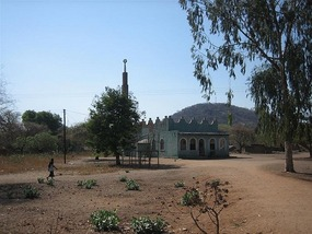c The Mosque