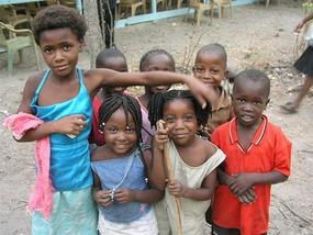 More kids....always happy