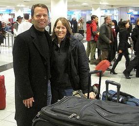 Scott and Carolyn Scharpen