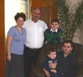 The Yurishko Family