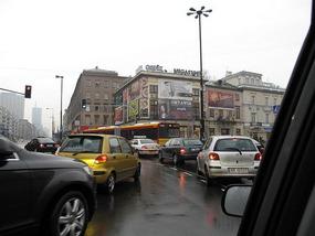 Warsaw Traffic