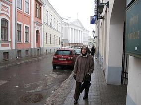 Bev at Tartu U