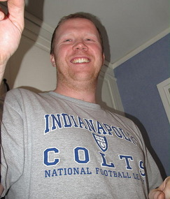 Respectful of the Indianapolis Colts