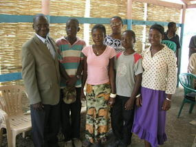 The James Mfula family