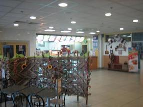 05 Smuggled photo of fast food restaurant