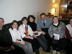 04 Vic with the Estonians in attendance on Sabbath